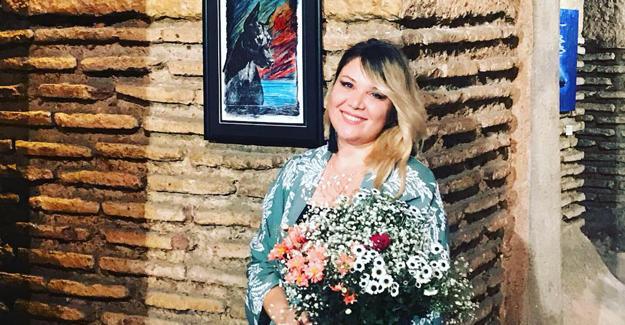 Sakaryalı Sanatçı Aysun Meriç'ten İstanbul'da iki muhteşem sergi