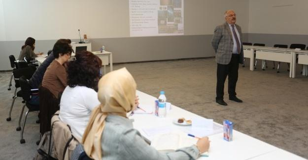 SATSO'da 'Tedarik Zinciri Yönetimi' eğitimi verildi