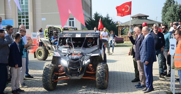 Türkiye Off-Road Şampiyonası 4. Ayak yarışları başladı