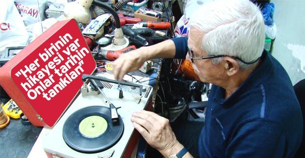 60 yıldır pikap tamirciliği yapıyor