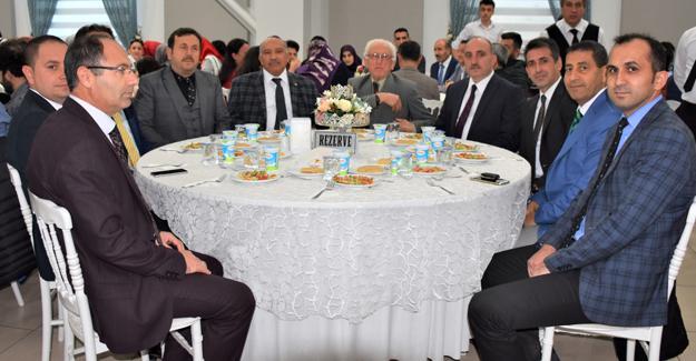 Başkan Kılıç öğretmenleri ağırladı