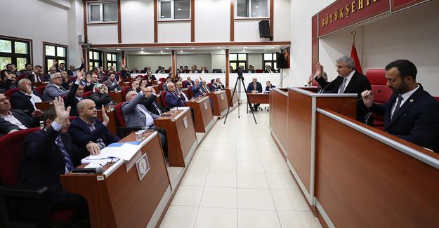 Büyükşehir'in 2020 bütçesi 1 milyar 430 milyon