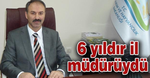 Mehmet Erdemir Ankara'da görevlendirildi