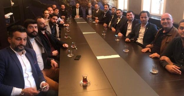 Patronlar Platformu Sakarya, Sırbistan'a çıkarma yaptı