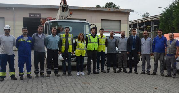 SEDAŞ enerji hizmet grubu ile AFAD tatbikatına katıldı