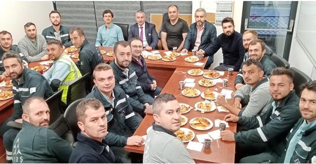 SEDAŞ'ta Enerji Çalışanları Haftası
