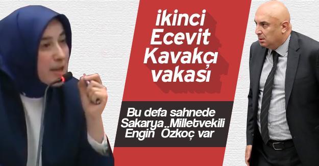 TBMM'de ikinci Ecevit-Kavakçı tartışması