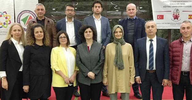 Hacı Zehra Akkoç'tan proje tanıtım toplantısı