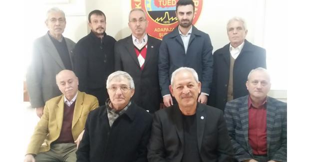 İYİ Parti Adapazarı'ndan Emekliler Derneği ziyareti