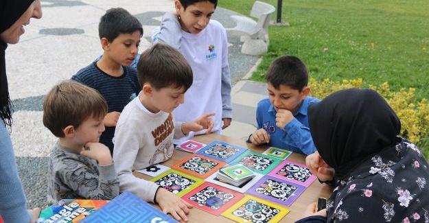 Öğrenciler Akyazı SGM'de eğlendi