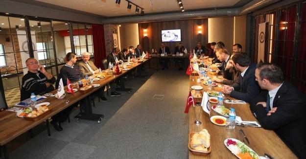 SATSO komisyon ve kurulları toplantıda buluştu