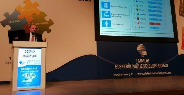 SEDAŞ, Elektrik Tesisat Ulusal Kongre ve Sergisi'nde projelerini anlattı