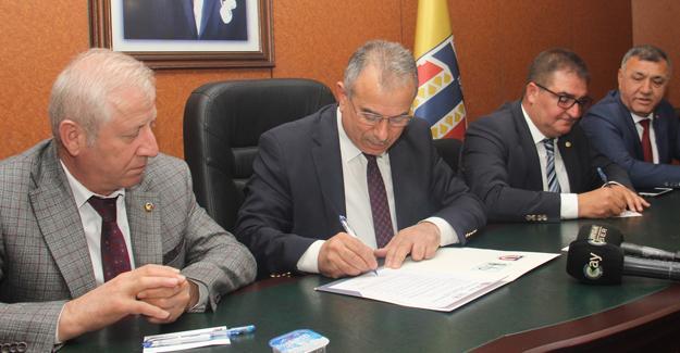 Trabzon ile Sakarya Ticaret Borsası işbirliği protokolü imzaladı