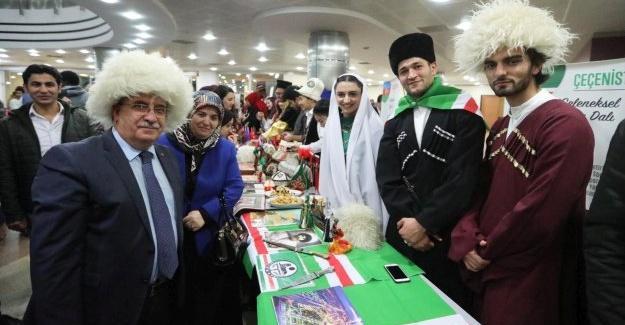 Vali Nayir 'Kültürlerin Buluşma Noktası Türkiye' etkinliğine katıldı