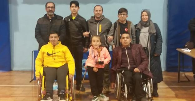 YenihayatParalimpik Spor Kulübü turnuvadan başarıyla döndü