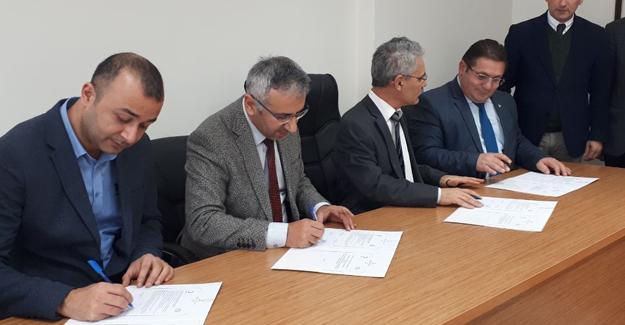 Adapazarı Kaymakamlığı ile Kızılay protokol imzaladı