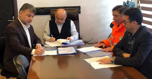 Beyköy Belediyesi'nde toplu sözleşme imzalandı