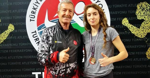 Büyükşehirli sporcu 3. kez Türkiye Şampiyonu