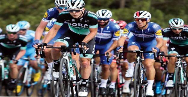 Cumhurbaşkanlığı Bisiklet Turu'nun ikinci etabı Sakarya'da