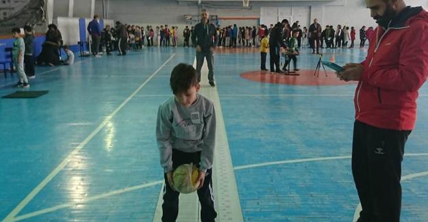 Sakarya'da yetenek taraması devam ediyor