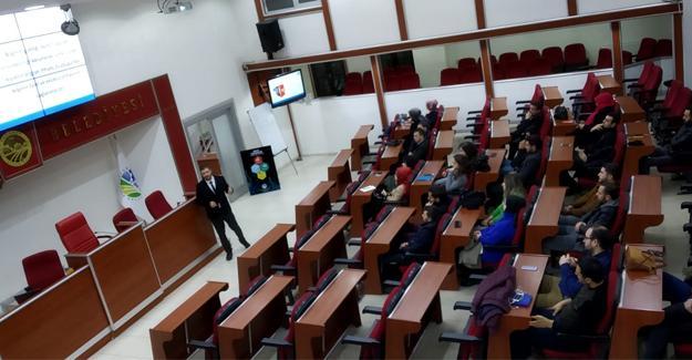 Büyükşehir'de bilgi güvenliği için farkındalık eğitimi
