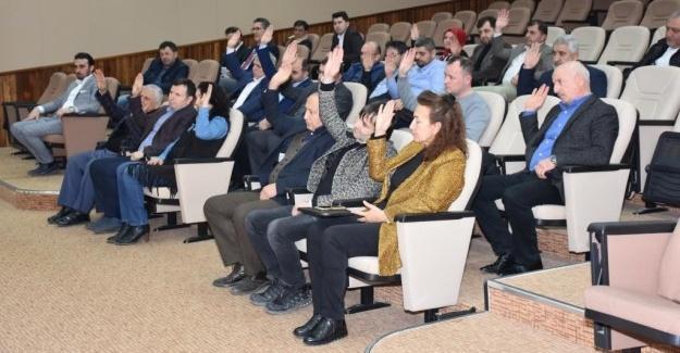 Erenler'de Şubat ayı meclisi gerçekleşti