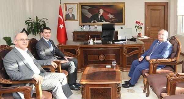 İlk istişare toplantısı Karapürçek'te yapıldı