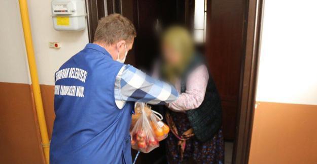 Serdivan Belediyesi'nden ihtiyaç sahiplerine yardım eli