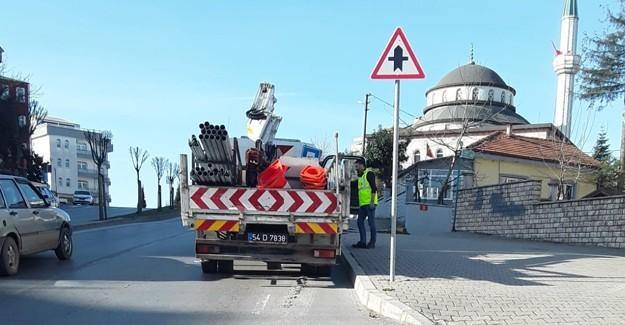 Trafik işaret ve işaretçileri ile güvenli ulaşım