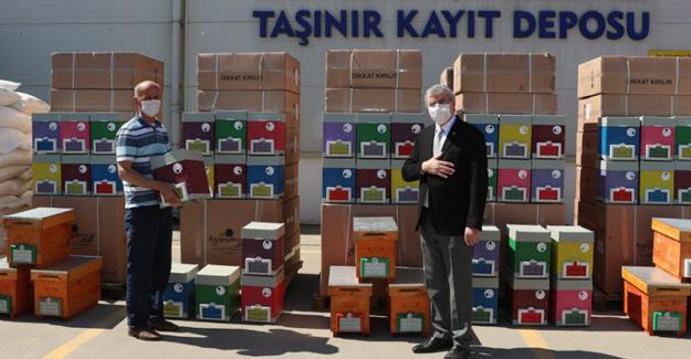 """""""Arıcılık üretiminde Türkiye'nin öncüsü Sakarya olacak"""""""