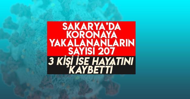 Bakan Koca Sakarya'da korona rakamını açıkladı