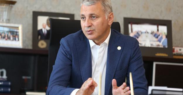 Başkan Altuğ'dan bankalara çağrı