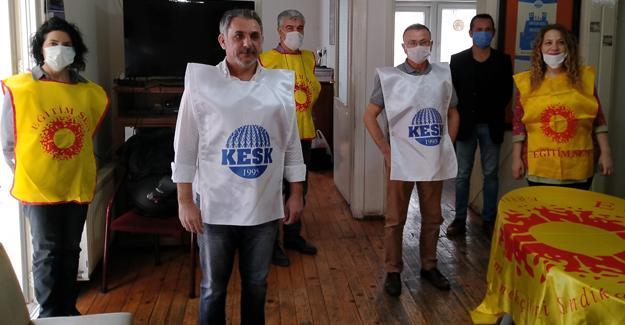 KESK Sakarya Şubeler Platformundan 1 Mayıs açıklaması