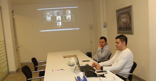 Komiteleri toplantıları artık online