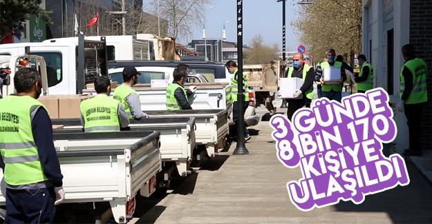 Serdivan Belediyesi hizmetlerine devam ediyor