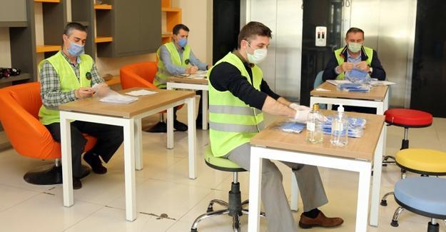 Serdivan Belediyesi'nin tüm ekipleri görev başında