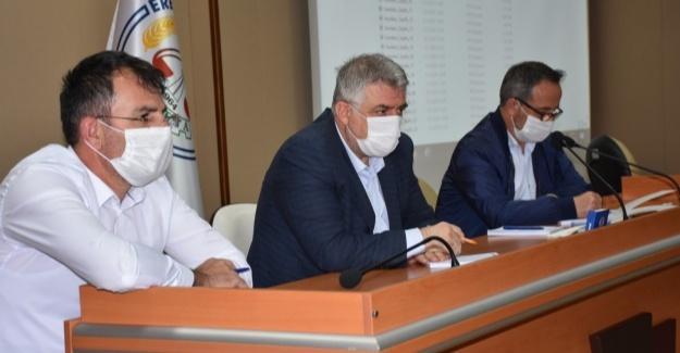 Başkan Yardımcısı Şengül geri dönüşümcülerle buluştu