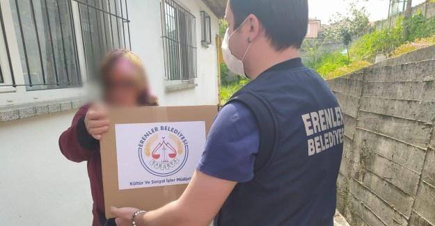 Erenler Belediyesi vatandaşın yanında olmaya devam ediyor