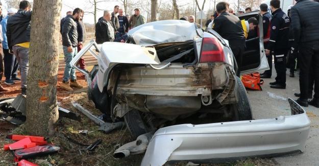 174 bin 896 kazada 54 kişi can verdi