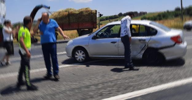 3 günde 11 kaza! 1 ölü 7 yaralı