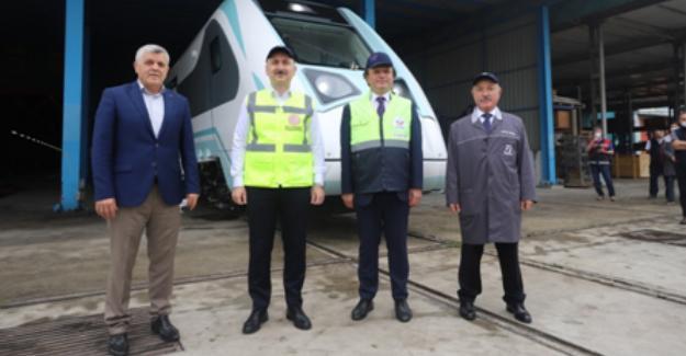 Başkan Yaman Bakan Karaismailoğlu'nun ziyaretini değerlendirdi