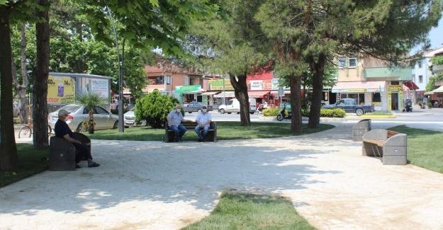 Belediye Park'ta son rötuşlar yapılıyor