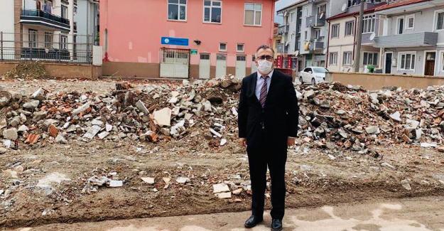 """""""Mehmet Nuri İlkokulu yeniden yapılsın"""""""