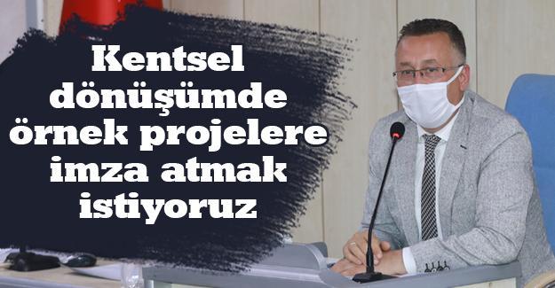 Adapazarı Belediyesi Meclis toplantısı yapıldı