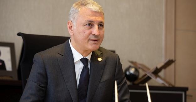 Başkan Altuğ'dan Basın Bayramı mesajı