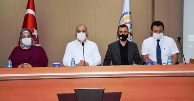 Erenler'de Temmuz ayı meclisi gerçekleşti