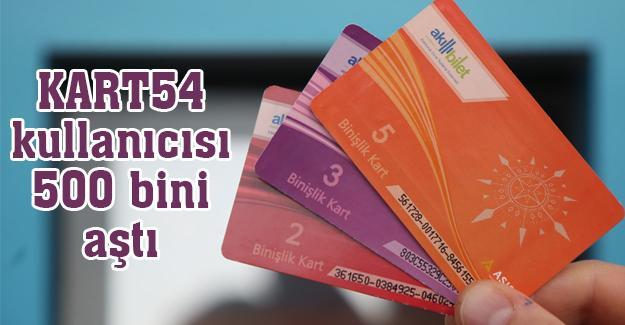 İlk 6 ayda Kart54 kullanımı 4 milyonu geçti
