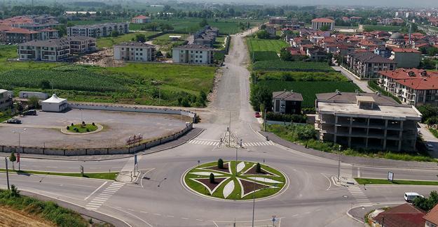 Kumköy ve Kovan Caddeleri duble yol oluyor