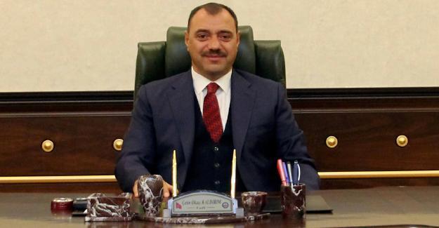 Vali Kaldırım'dan Kurban Bayramı mesajı