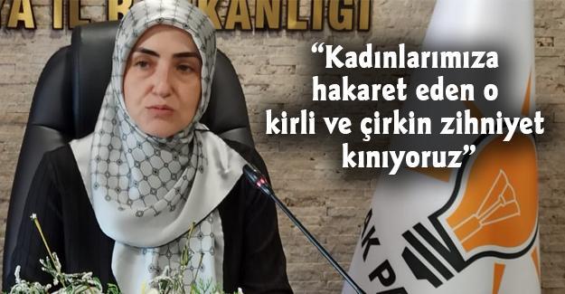 AK Partili kadınlardan Abdurrahman Dilipak hakkında suç duyurusu